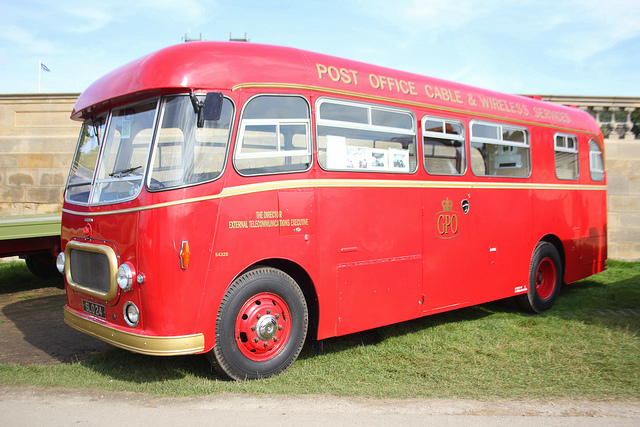 Commer bus photo - 3