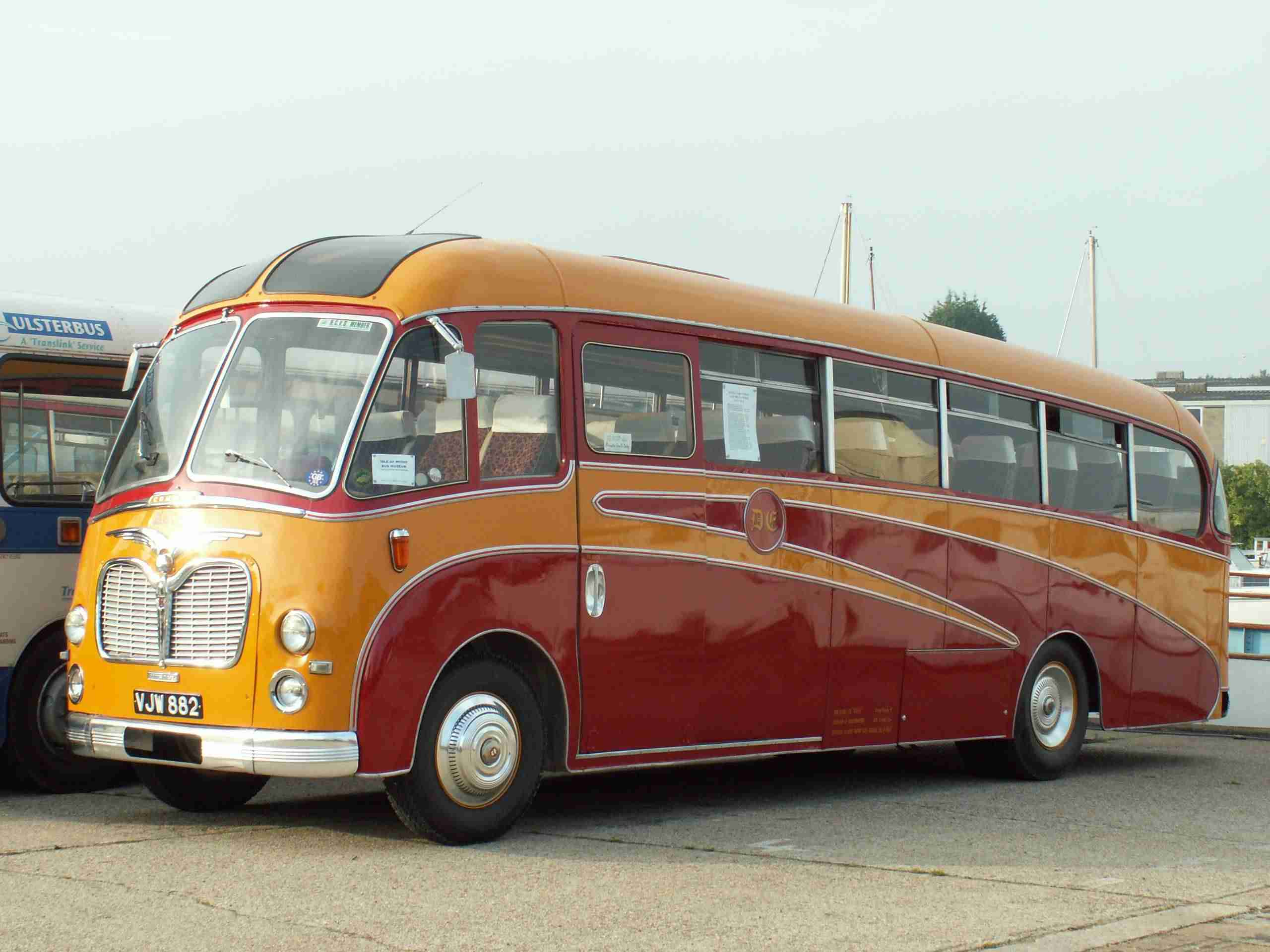 Commer bus photo - 4