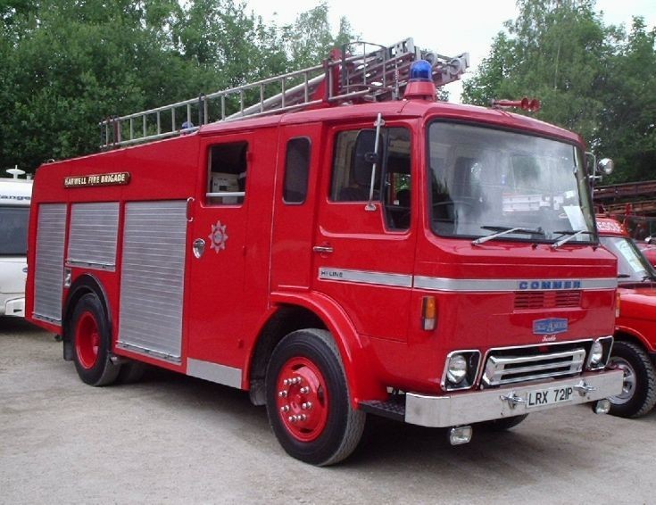 Commer engine photo - 1