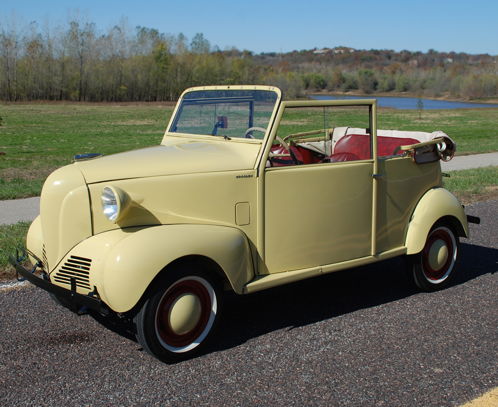 Crosley convertible photo - 3