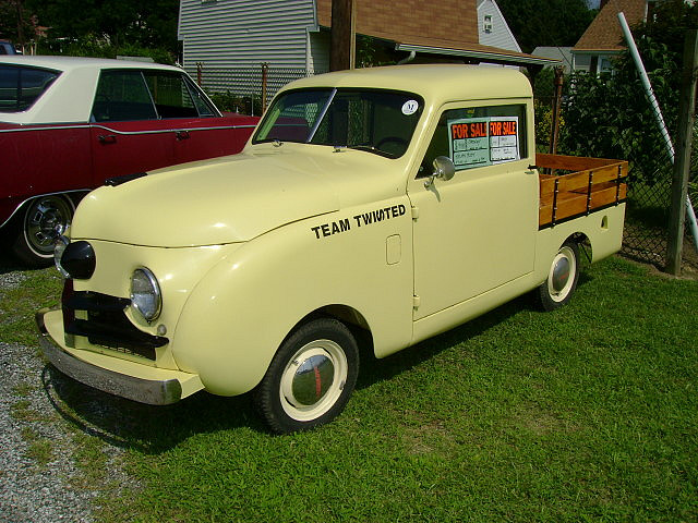 Crosley pickup photo - 3