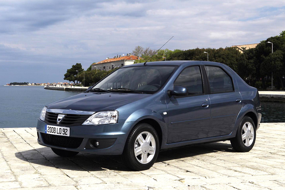 Dacia logan photo - 3