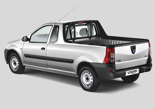 Dacia pick-up photo - 2