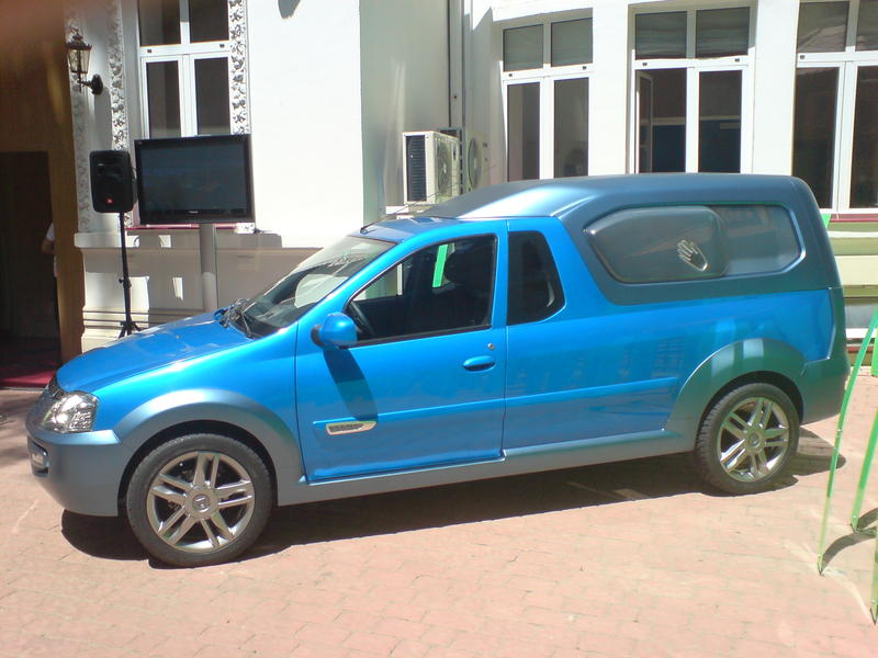 Dacia pick-up photo - 3