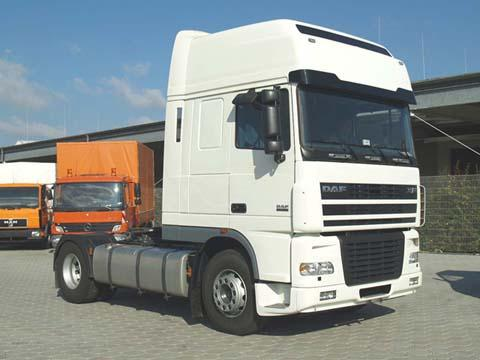 Daf 95xf photo - 1