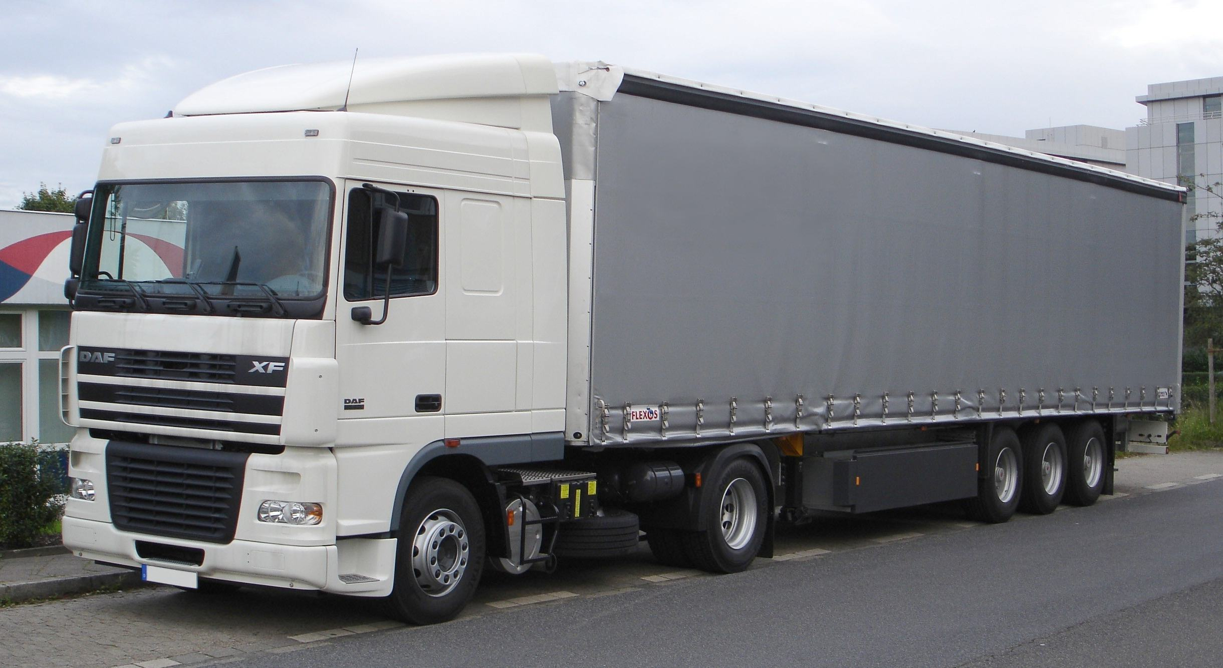 Daf 95xf photo - 2