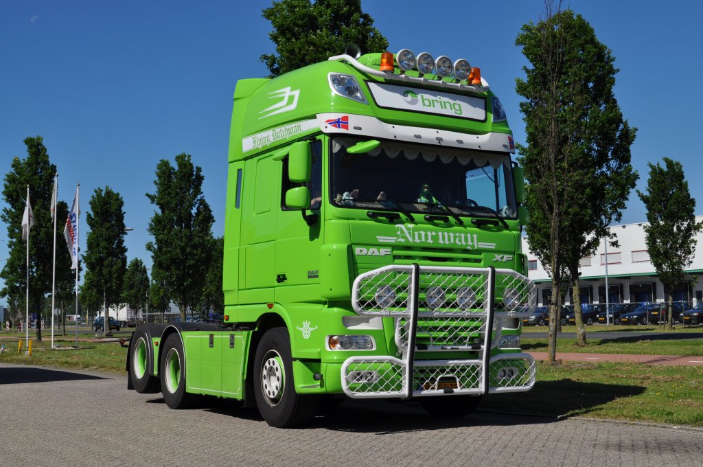Daf xf105 photo - 2