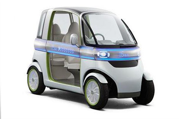 Daihatsu bee photo - 1
