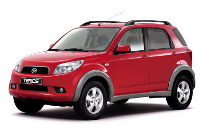 Daihatsu terios photo - 3