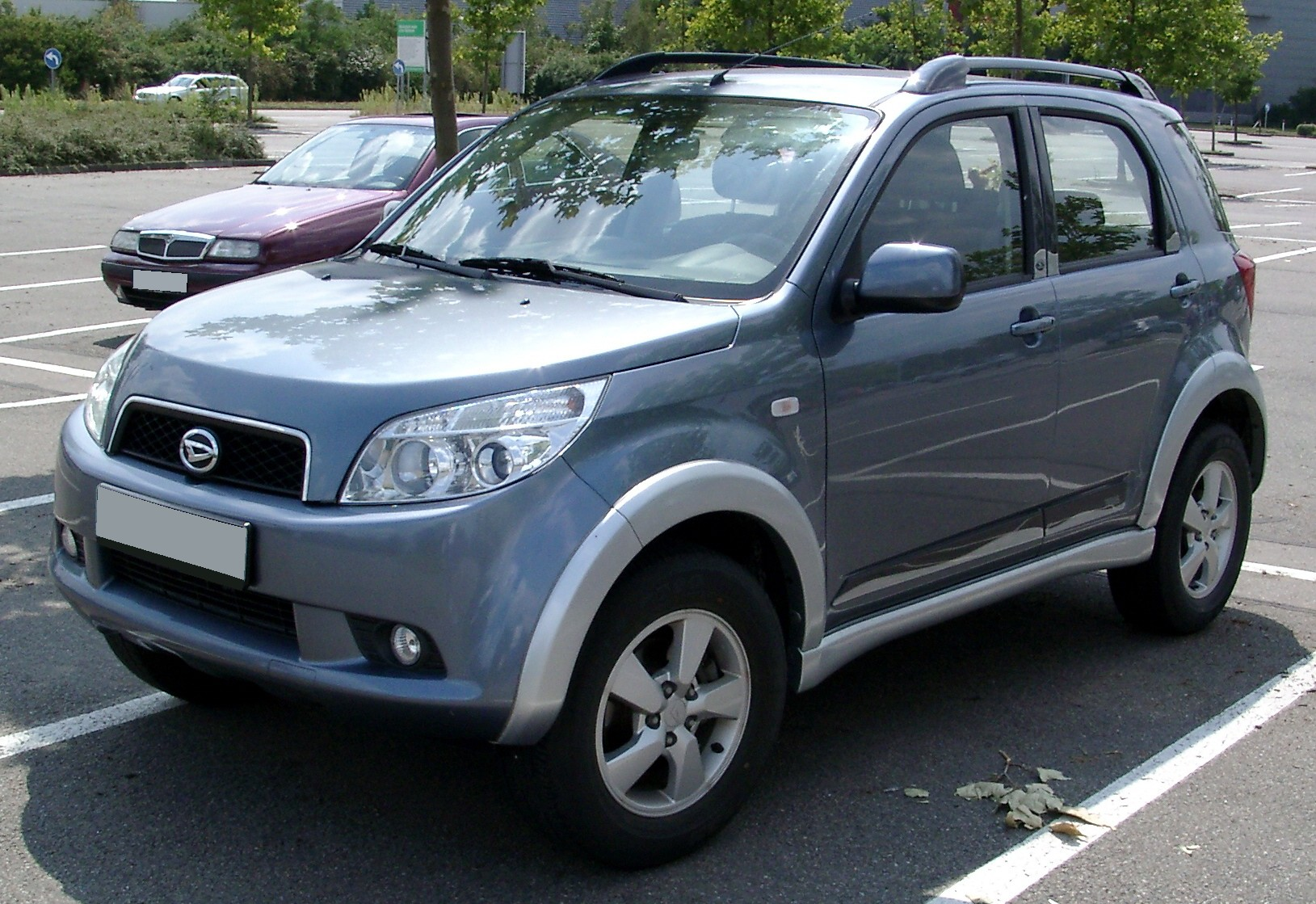 Daihatsu terios photo - 4