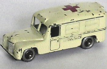 Daimler ambulance photo - 4