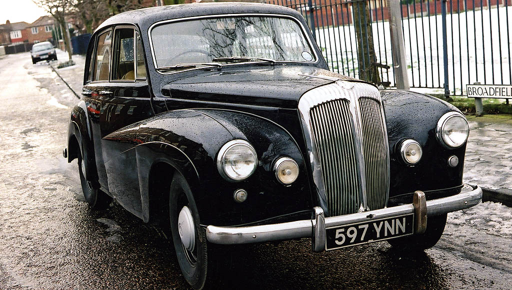 Daimler conquest-century photo - 1