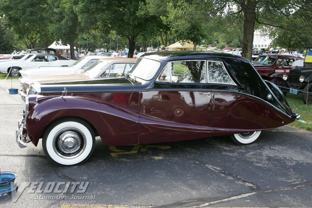 Daimler empress photo - 1