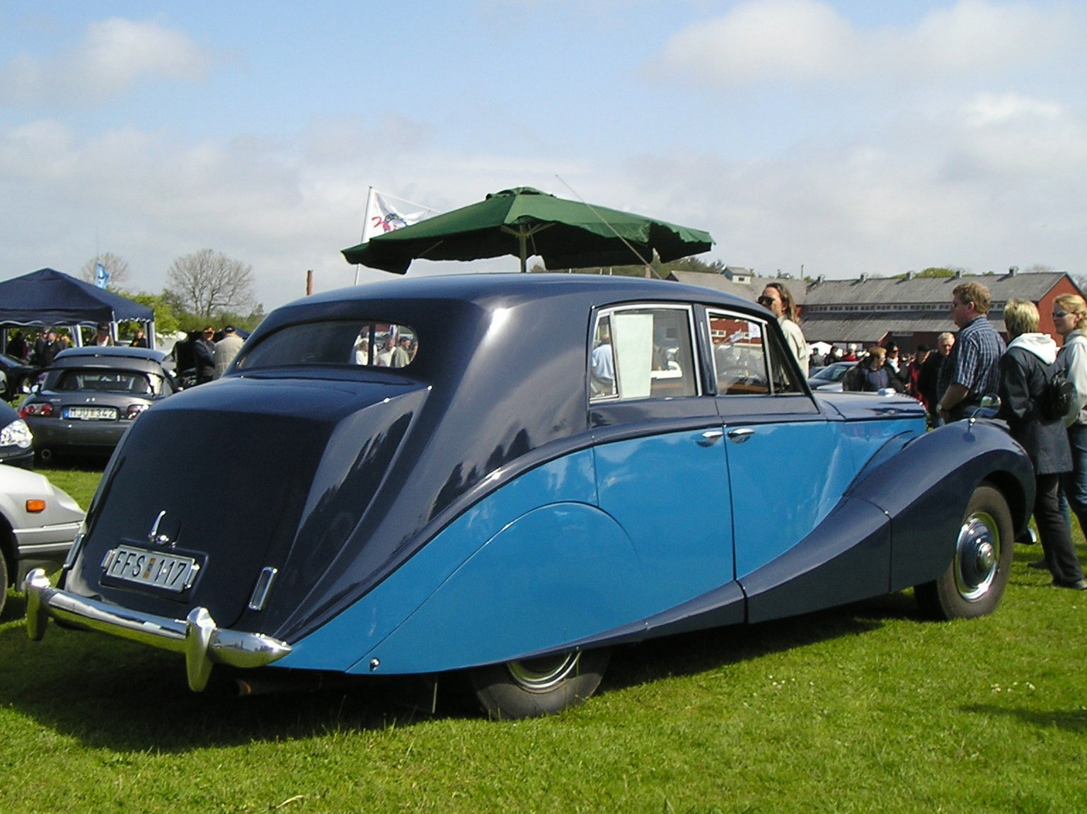 Daimler empress photo - 3
