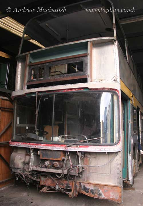 Daimler fleetline photo - 3