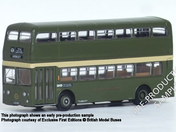 Daimler fleetline photo - 4