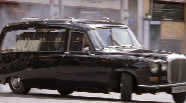 Daimler hearse photo - 1