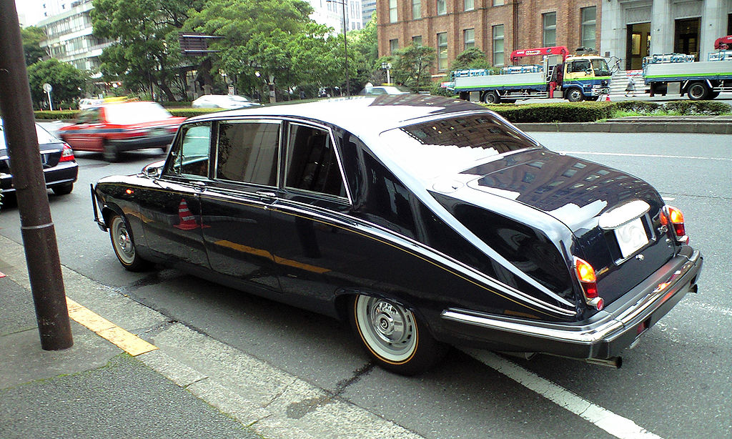 Daimler limousine photo - 3