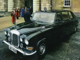 Daimler limousine photo - 4