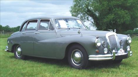 Daimler majestic photo - 1