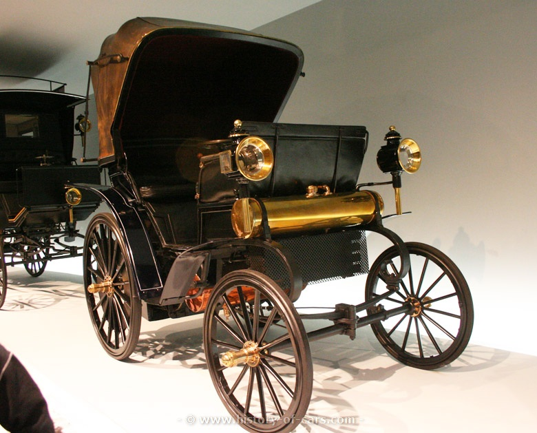 Daimler riemenwagen photo - 1