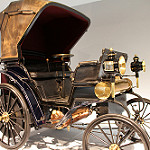 Daimler riemenwagen photo - 2