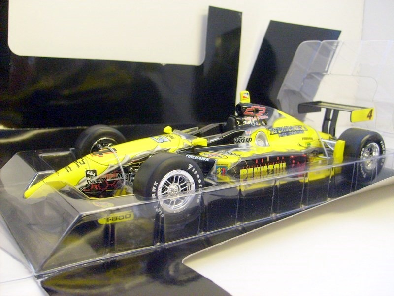 Dallara indy photo - 1