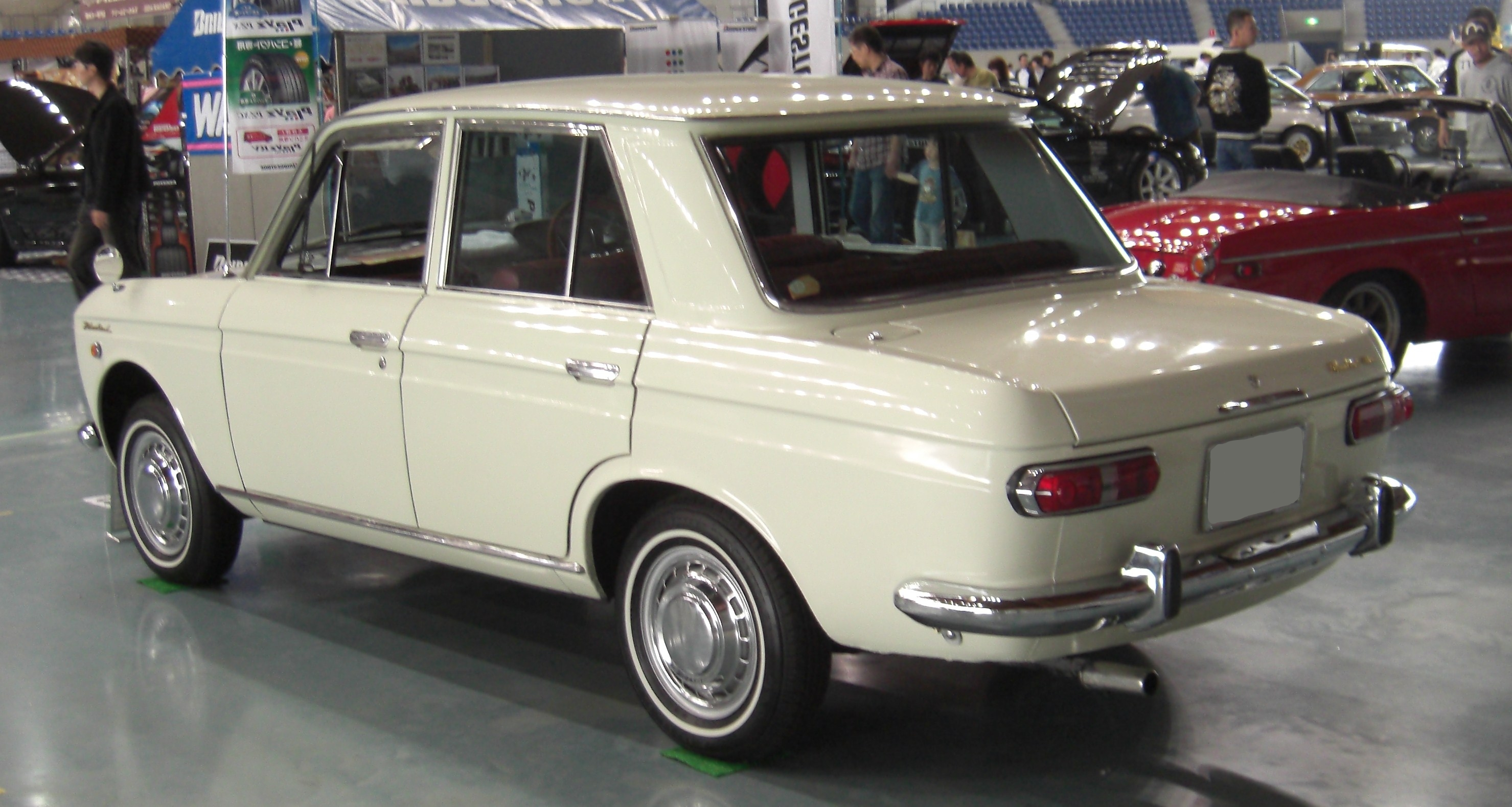 Datsun bluebird photo - 2