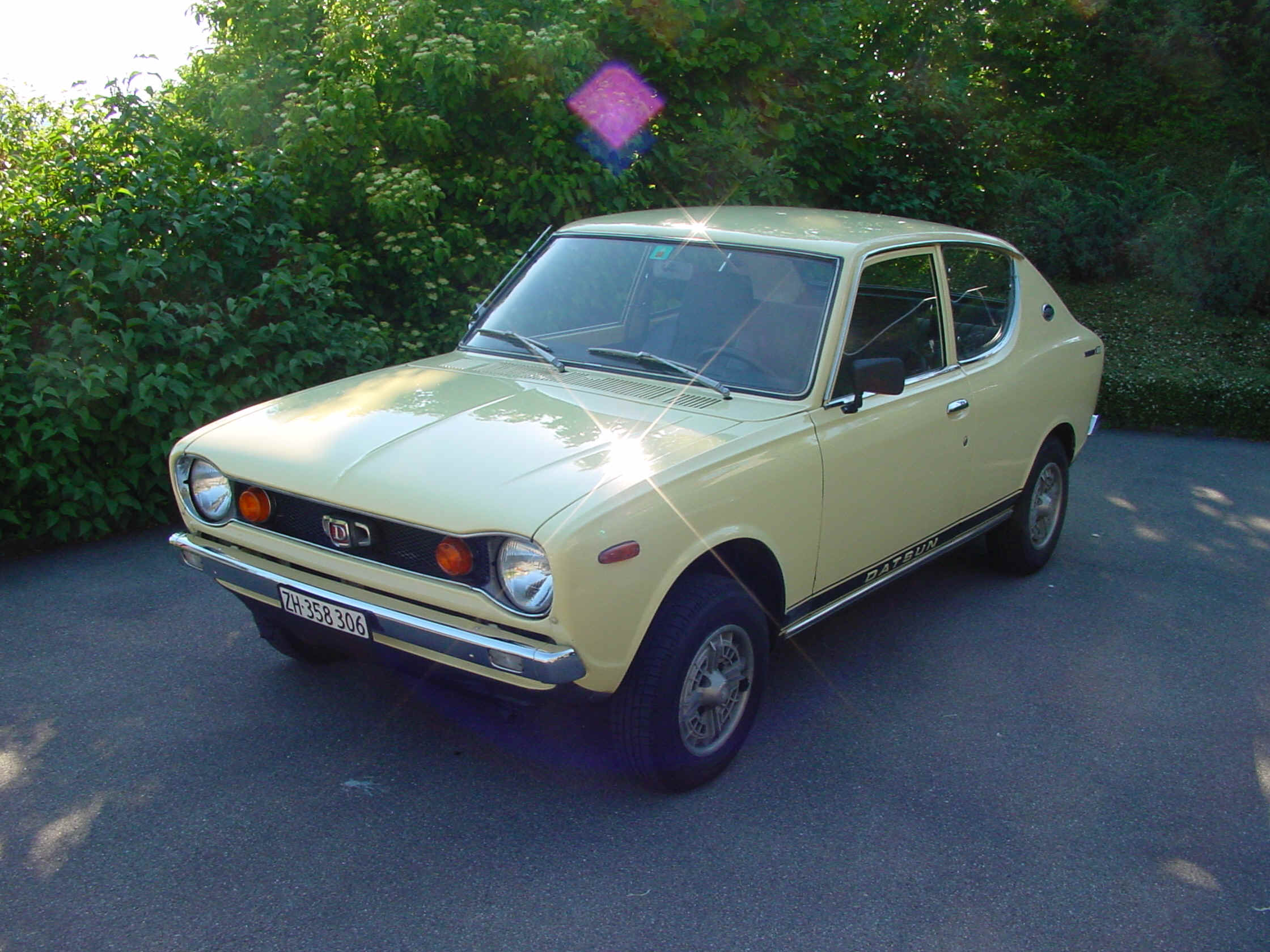 Datsun cherry photo - 1