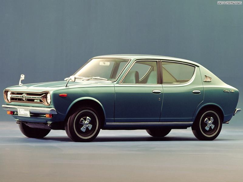 Datsun cherry photo - 2