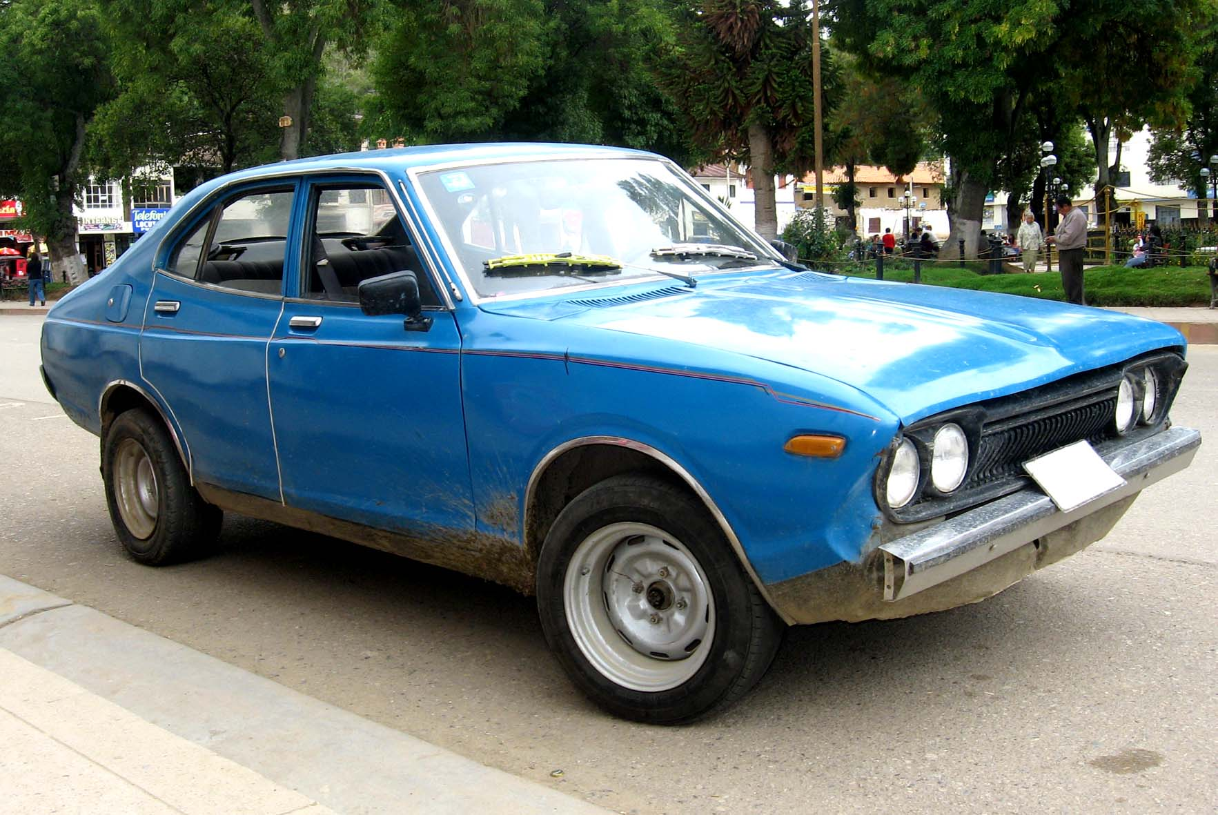 Datsun junior photo - 1