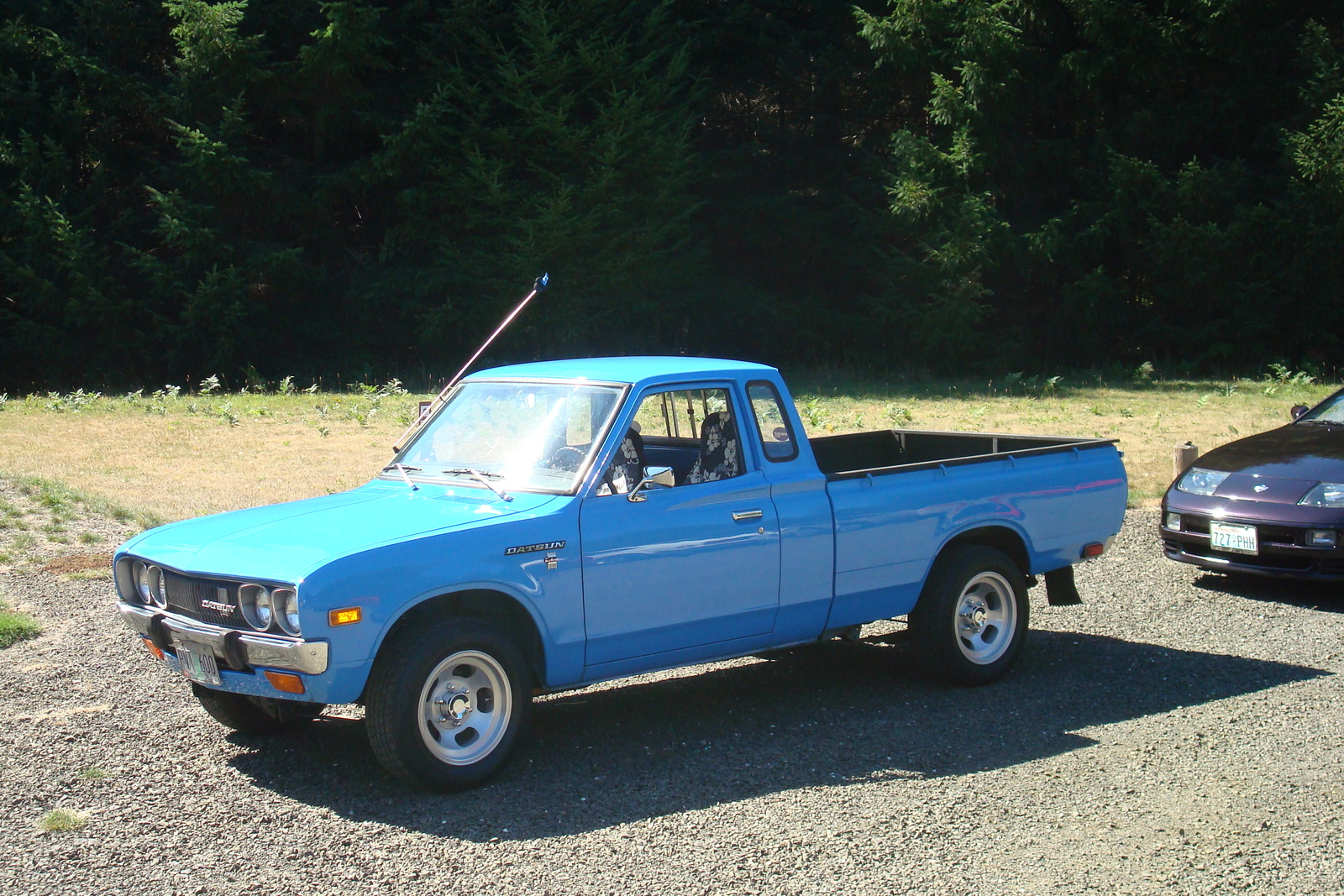 Datsun pick-up photo - 1
