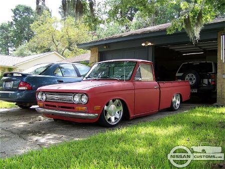 Datsun pick-up photo - 3