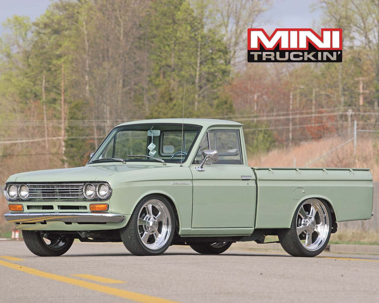 Datsun pickup photo - 1