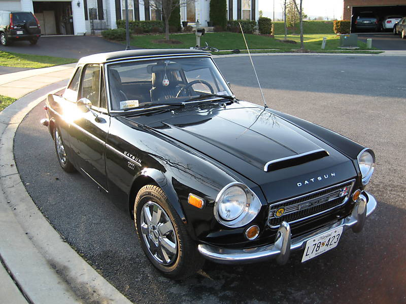 Datsun roadster photo - 2