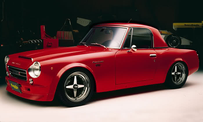 Datsun roadster photo - 4