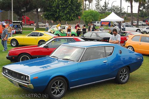 Datsun skyline photo - 1