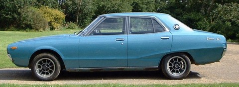 Datsun skyline photo - 4
