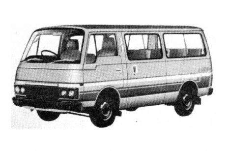 Datsun urvan photo - 3
