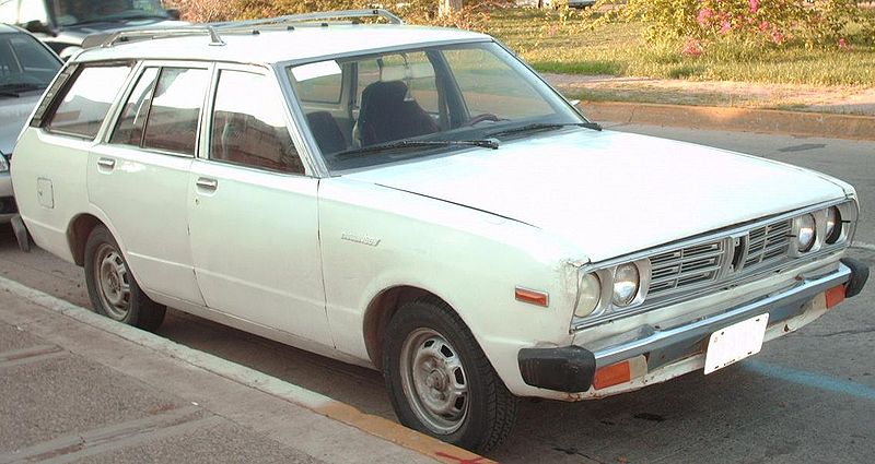 Datsun van photo - 1