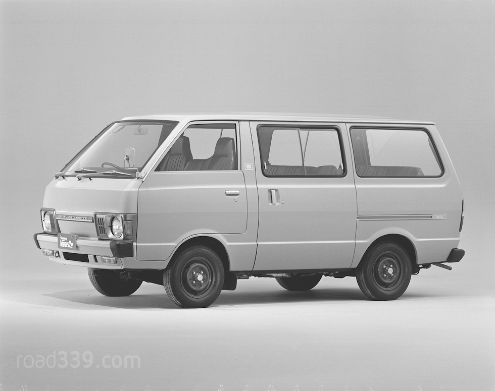 Datsun vanette photo - 1