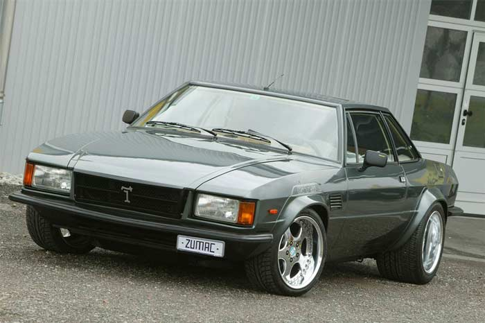 De tomaso longchamp photo - 1