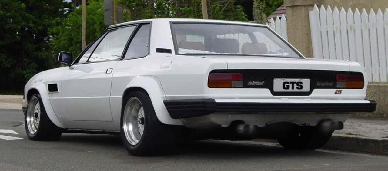 De tomaso longchamp photo - 3