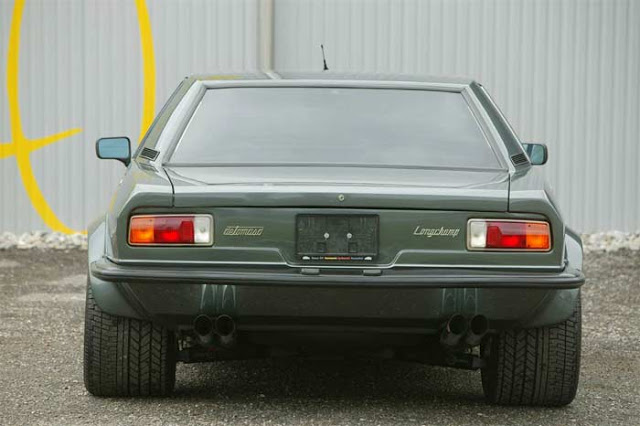 De tomaso longchamp photo - 4
