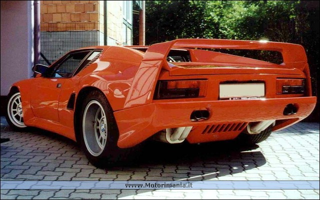 De tomaso panthera photo - 2
