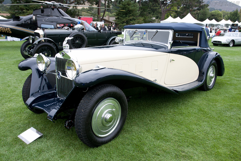 Delage cabriolet photo - 2