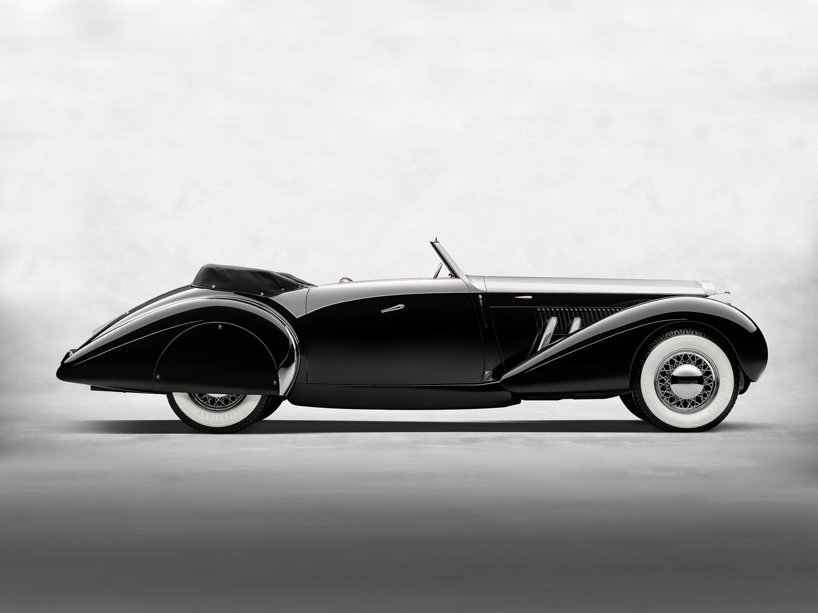 Delage cabriolet photo - 3