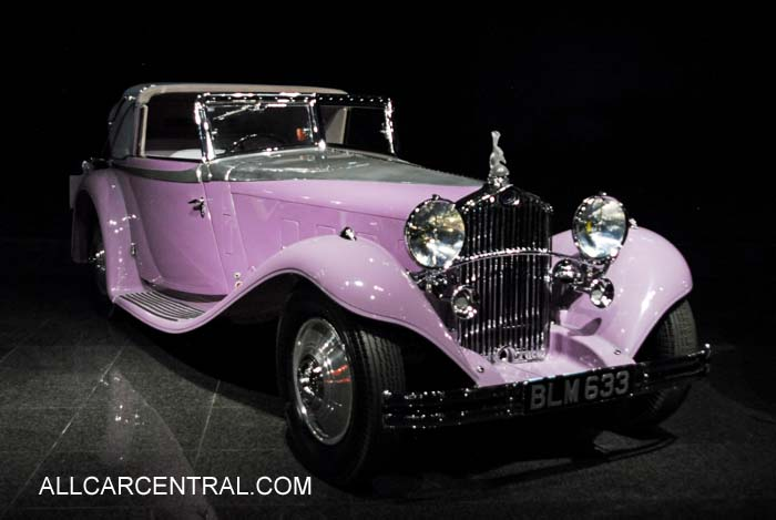 Delage cabriolet photo - 4