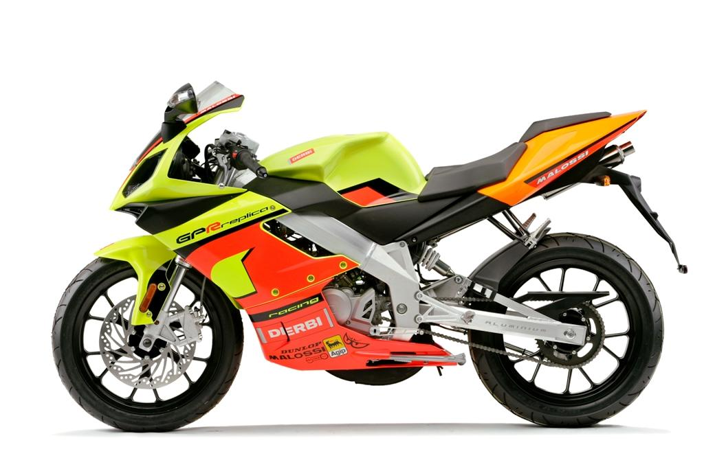 Derbi gpr photo - 1