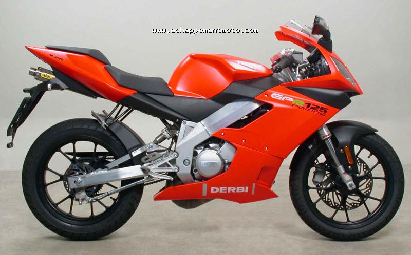 Derbi gpr photo - 4